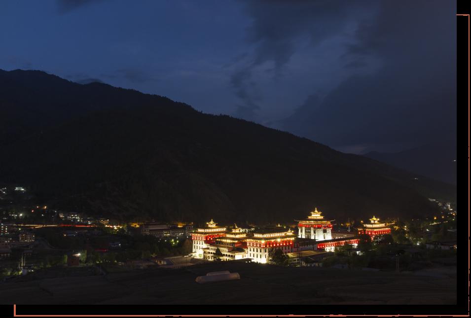 06 - Toast to Thimphu Dzong